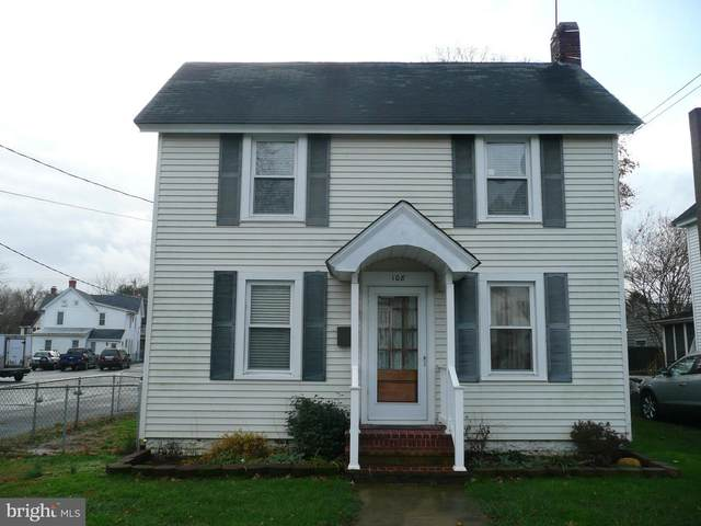 108 Broad Street, CAMDEN WYOMING, DE 19934 (#DEKT244926) :: The Rhonda Frick Team