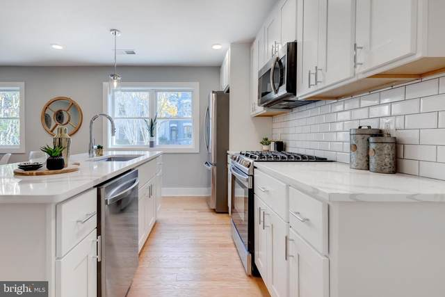 714 11TH Street NE #201, WASHINGTON, DC 20002 (#DCDC499068) :: The Redux Group