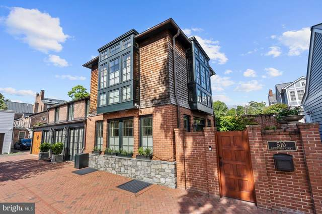 510 Hammonds, ALEXANDRIA, VA 22314 (#VAAX253906) :: Arlington Realty, Inc.