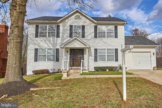 5014 Boydell Avenue, OXON HILL, MD 20745 (#MDPG590240) :: The Miller Team
