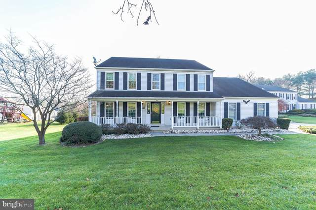 4 Spencer Lane, HOCKESSIN, DE 19707 (#DENC517466) :: Keller Williams Realty - Matt Fetick Team