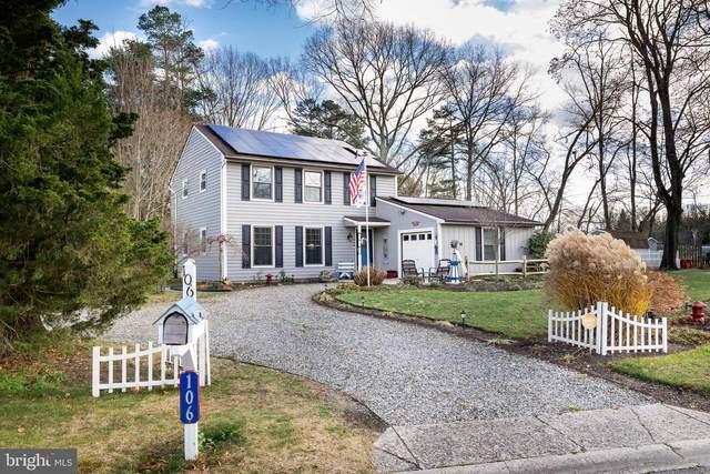 106 Oak Pines Boulevard, PEMBERTON, NJ 08068 (#NJBL387712) :: Bob Lucido Team of Keller Williams Integrity