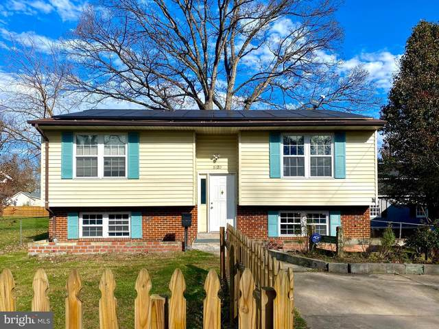 5120 Crittenden Street, HYATTSVILLE, MD 20781 (#MDPG590256) :: The Mike Coleman Team
