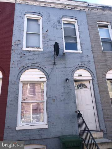 1337 Sargeant Street, BALTIMORE, MD 21223 (#MDBA533204) :: Colgan Real Estate