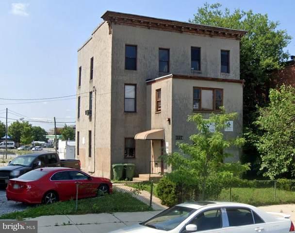 117 W 24TH Street, BALTIMORE, MD 21218 (#MDBA533208) :: The Bob & Ronna Group
