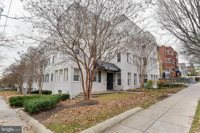 700 Jefferson Street NW #204, WASHINGTON, DC 20011 (#DCDC499100) :: Arlington Realty, Inc.