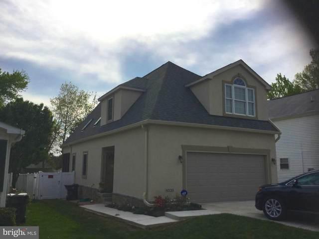 8520 Highland Lane, ALEXANDRIA, VA 22309 (#VAFX1170530) :: Nesbitt Realty