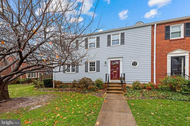 6724 Kenwood Forest Lane #63, CHEVY CHASE, MD 20815 (#MDMC736804) :: Smart Living Experts