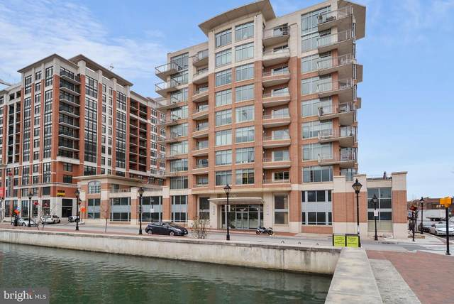 1400 Lancaster Street #303, BALTIMORE, MD 21231 (#MDBA533234) :: The Dailey Group