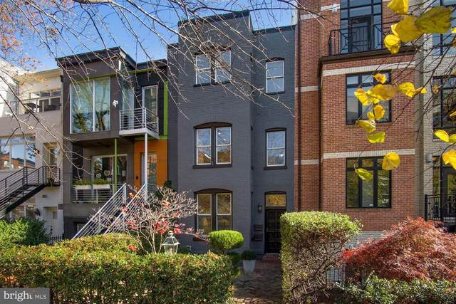 2113 11TH Street NW, WASHINGTON, DC 20001 (#DCDC499136) :: Tom & Cindy and Associates