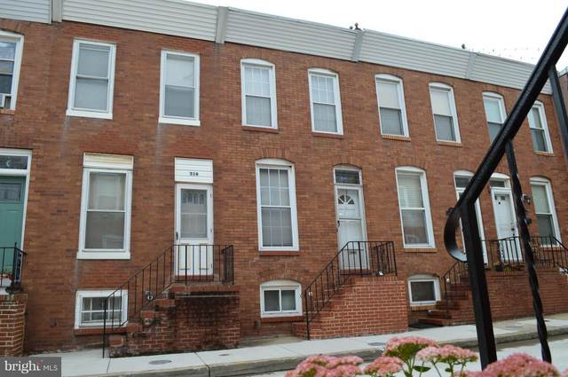 514 Glover Street S, BALTIMORE, MD 21224 (#MDBA533244) :: The Dailey Group