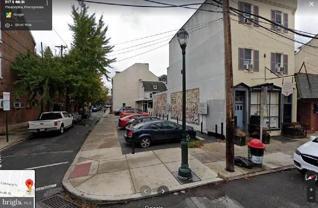 516 S 4TH Street, PHILADELPHIA, PA 19147 (#PAPH967958) :: BayShore Group of Northrop Realty
