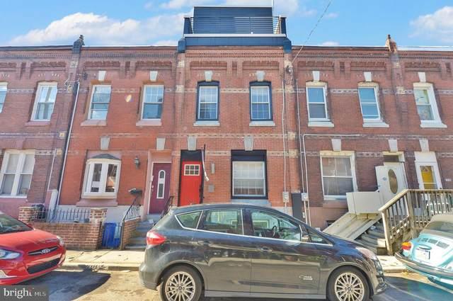 1322 S Mole Street, PHILADELPHIA, PA 19146 (#PAPH967974) :: Ram Bala Associates | Keller Williams Realty