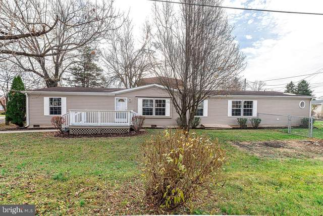 249 Warm Springs Avenue, MARTINSBURG, WV 25404 (#WVBE182332) :: Integrity Home Team