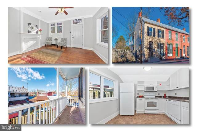 475 W South Street, FREDERICK, MD 21701 (#MDFR274764) :: V Sells & Associates | Compass