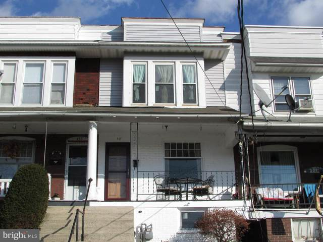 437 S 4TH Street, HAMBURG, PA 19526 (#PABK371080) :: Ramus Realty Group
