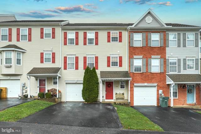 206 Country Ridge Drive, RED LION, PA 17356 (#PAYK149922) :: Iron Valley Real Estate