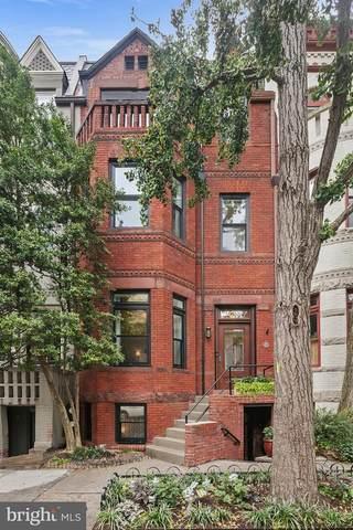 1708 Swann Street NW, WASHINGTON, DC 20009 (#DCDC499196) :: LoCoMusings
