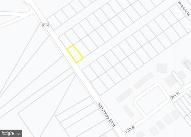 Lot 14 14TH Street, COLONIAL BEACH, VA 22443 (#VAWE117584) :: RE/MAX Cornerstone Realty