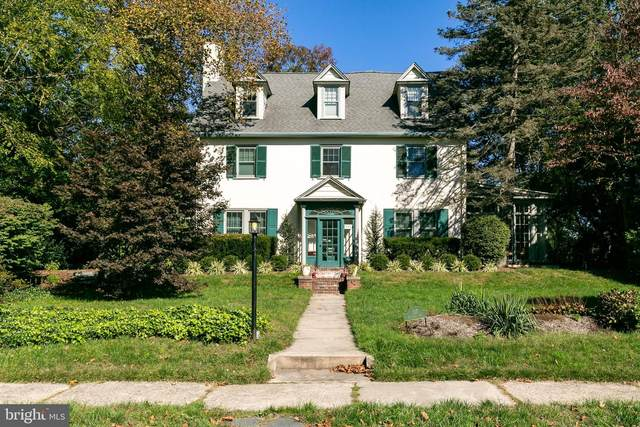 117 S Colonial Avenue, MOORESTOWN, NJ 08057 (#NJBL387752) :: Holloway Real Estate Group