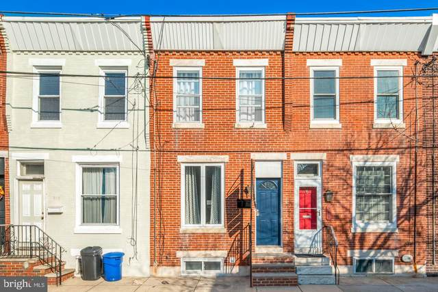 313 Winton Street, PHILADELPHIA, PA 19148 (#PAPH968100) :: Nexthome Force Realty Partners