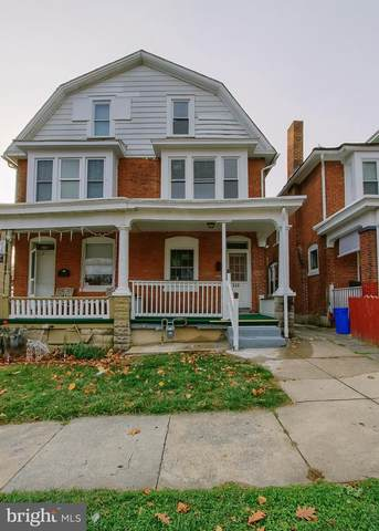 226 S 20TH Street, HARRISBURG, PA 17104 (#PADA128312) :: Iron Valley Real Estate