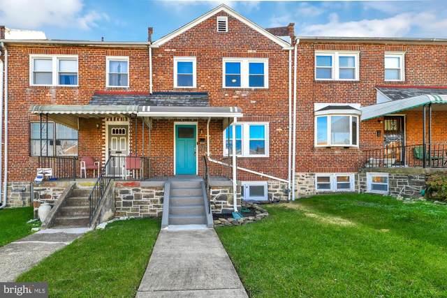 109 N Kossuth Street, BALTIMORE, MD 21229 (#MDBA533296) :: Boyle & Kahoe Real Estate