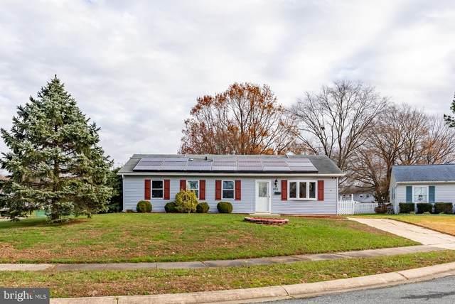505 Arbor Court, EDGEWOOD, MD 21040 (#MDHR254792) :: Colgan Real Estate