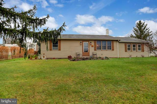 851 N 4TH Street, NEWPORT, PA 17074 (#PAPY102918) :: The Joy Daniels Real Estate Group