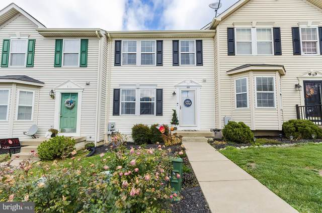 100 Quince Tree Drive, MARTINSBURG, WV 25403 (#WVBE182344) :: Integrity Home Team
