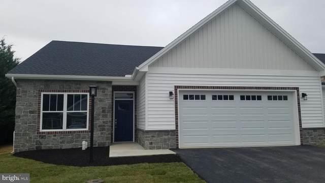 110 Cardinal Drive B-6, SHIPPENSBURG, PA 17257 (#PACB130448) :: CENTURY 21 Home Advisors