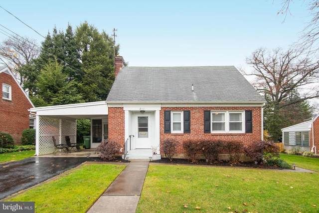 211 16TH Street, NEW CUMBERLAND, PA 17070 (#PACB130450) :: The Paul Hayes Group | Keller Williams Keystone Realty