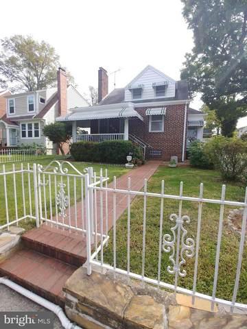 1715 Evarts Street NE, WASHINGTON, DC 20018 (#DCDC499258) :: Certificate Homes