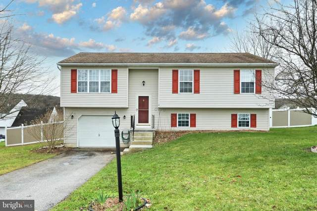 115 Asbury Court, MOUNT WOLF, PA 17347 (#PAYK149936) :: The Paul Hayes Group | Keller Williams Keystone Realty
