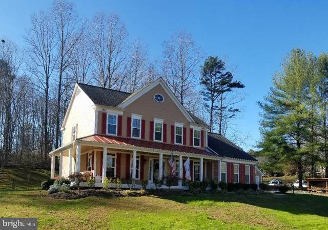 1514 Freeman Drive, AMISSVILLE, VA 20106 (#VACU143196) :: The Redux Group