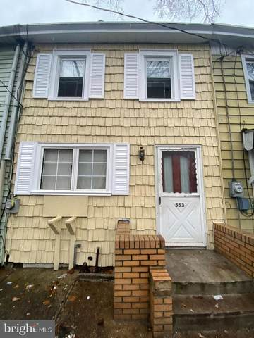 553 Lamberton Street, TRENTON, NJ 08611 (#NJME305538) :: Ramus Realty Group