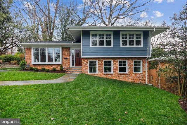 310 Ellsworth Drive, SILVER SPRING, MD 20910 (#MDMC736934) :: AJ Team Realty