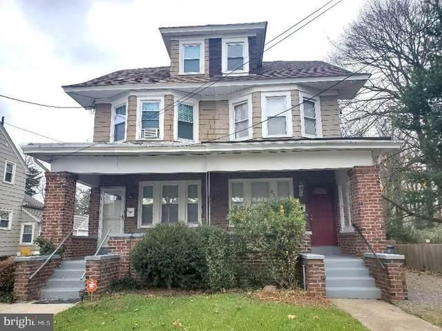 235 Maple Avenue, TRENTON, NJ 08618 (#NJME305540) :: The Poliansky Group