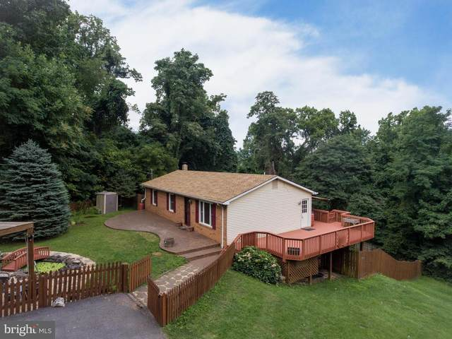 1259 Highridge Road, FRONT ROYAL, VA 22630 (#VAWR142144) :: Bob Lucido Team of Keller Williams Integrity