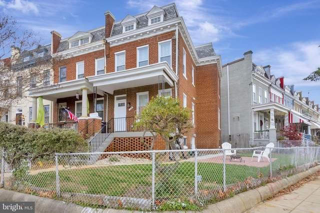 118 14TH Street SE, WASHINGTON, DC 20003 (#DCDC499276) :: The Vashist Group