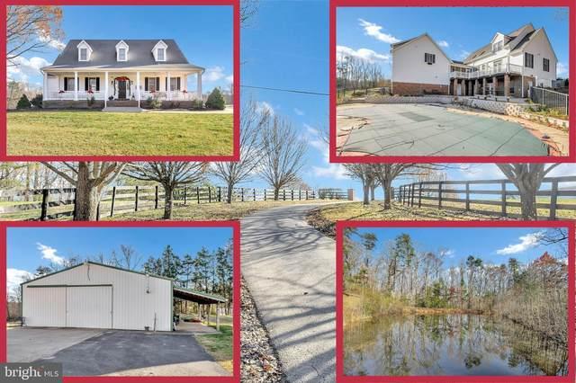 12605 Mill Road, FREDERICKSBURG, VA 22407 (#VASP227338) :: The Redux Group