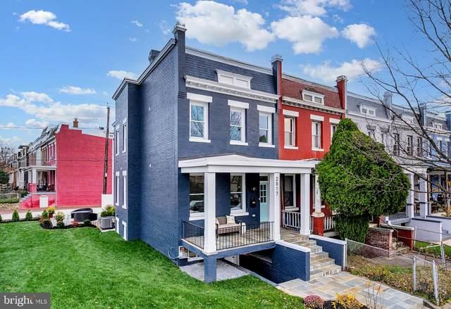 2817 N Capitol Street NE, WASHINGTON, DC 20002 (#DCDC499282) :: The Redux Group