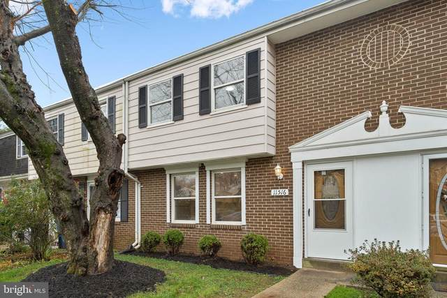 11516 Fenchurch Court, GERMANTOWN, MD 20876 (#MDMC736954) :: The Riffle Group of Keller Williams Select Realtors