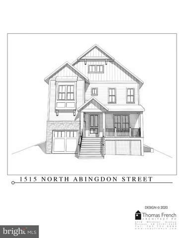 1515 N Abingdon Street, ARLINGTON, VA 22207 (#VAAR173420) :: Tom & Cindy and Associates