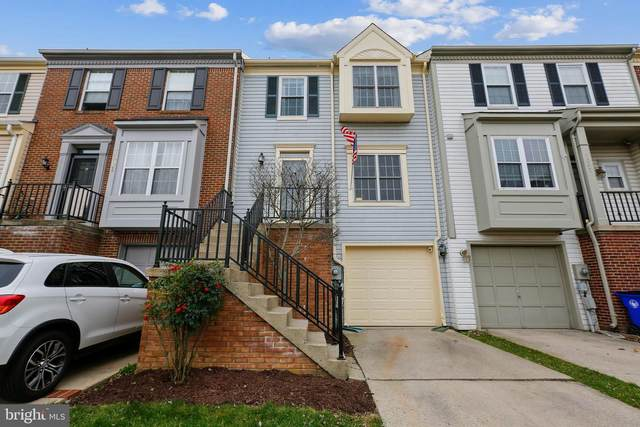 7089 Gresham Court W, FREDERICK, MD 21703 (#MDFR274810) :: Integrity Home Team