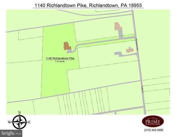 1140 Richlandtown Pike, RICHLANDTOWN, PA 18955 (#PABU516832) :: Keller Williams Real Estate