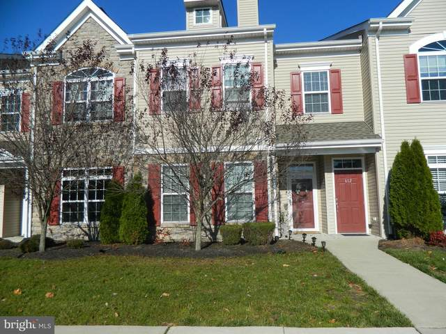 612 Van Gogh Court, WILLIAMSTOWN, NJ 08094 (#NJGL268616) :: LoCoMusings