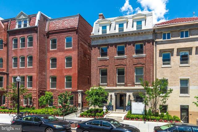 1745 N Street NW #310, WASHINGTON, DC 20036 (#DCDC499294) :: The Dailey Group