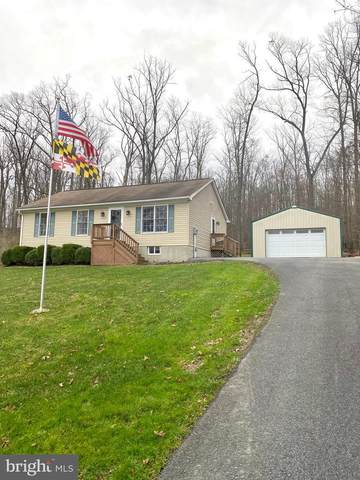 7821 Emerson Burrier Road, MOUNT AIRY, MD 21771 (#MDFR274820) :: Integrity Home Team
