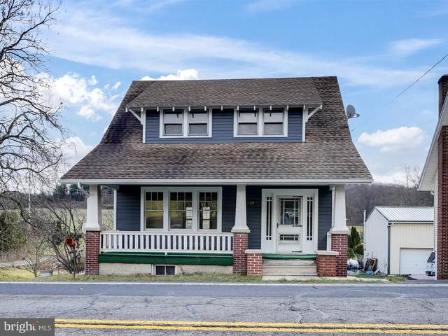 1418 Long Run Road, SCHUYLKILL HAVEN, PA 17972 (#PASK133604) :: Nexthome Force Realty Partners